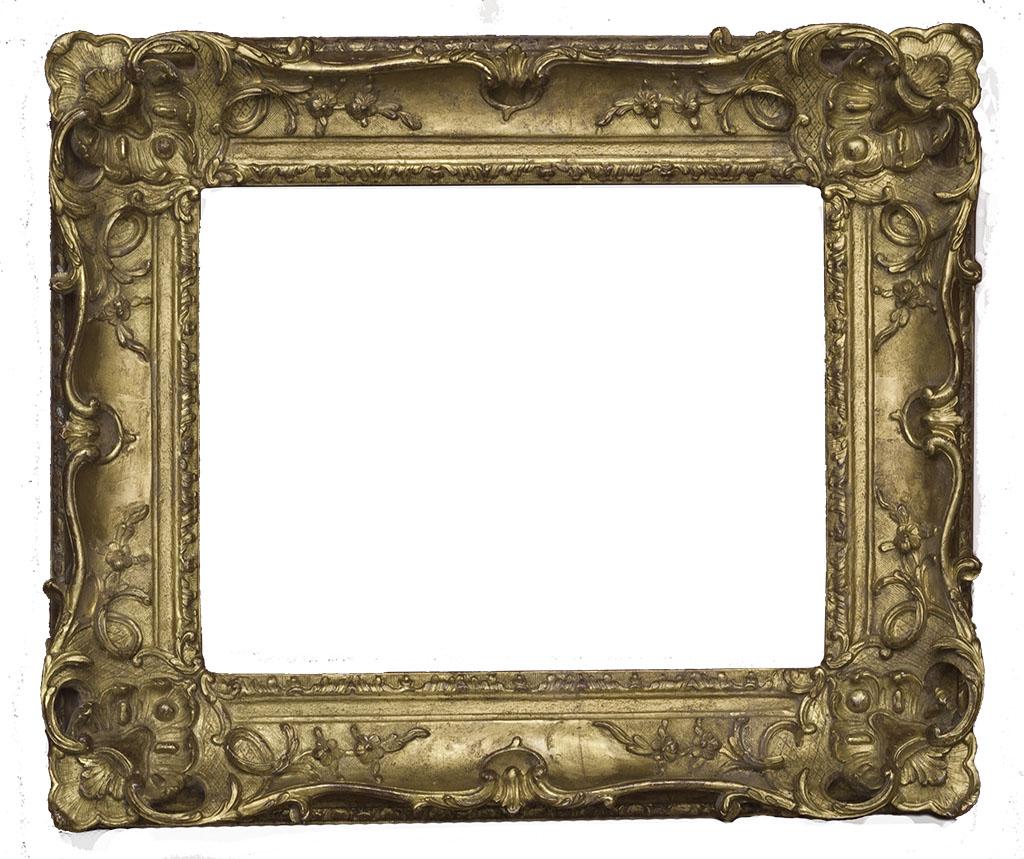 23 krt goud / gold  Profiel Breedte: 10 cm Profile Width: 3.94″